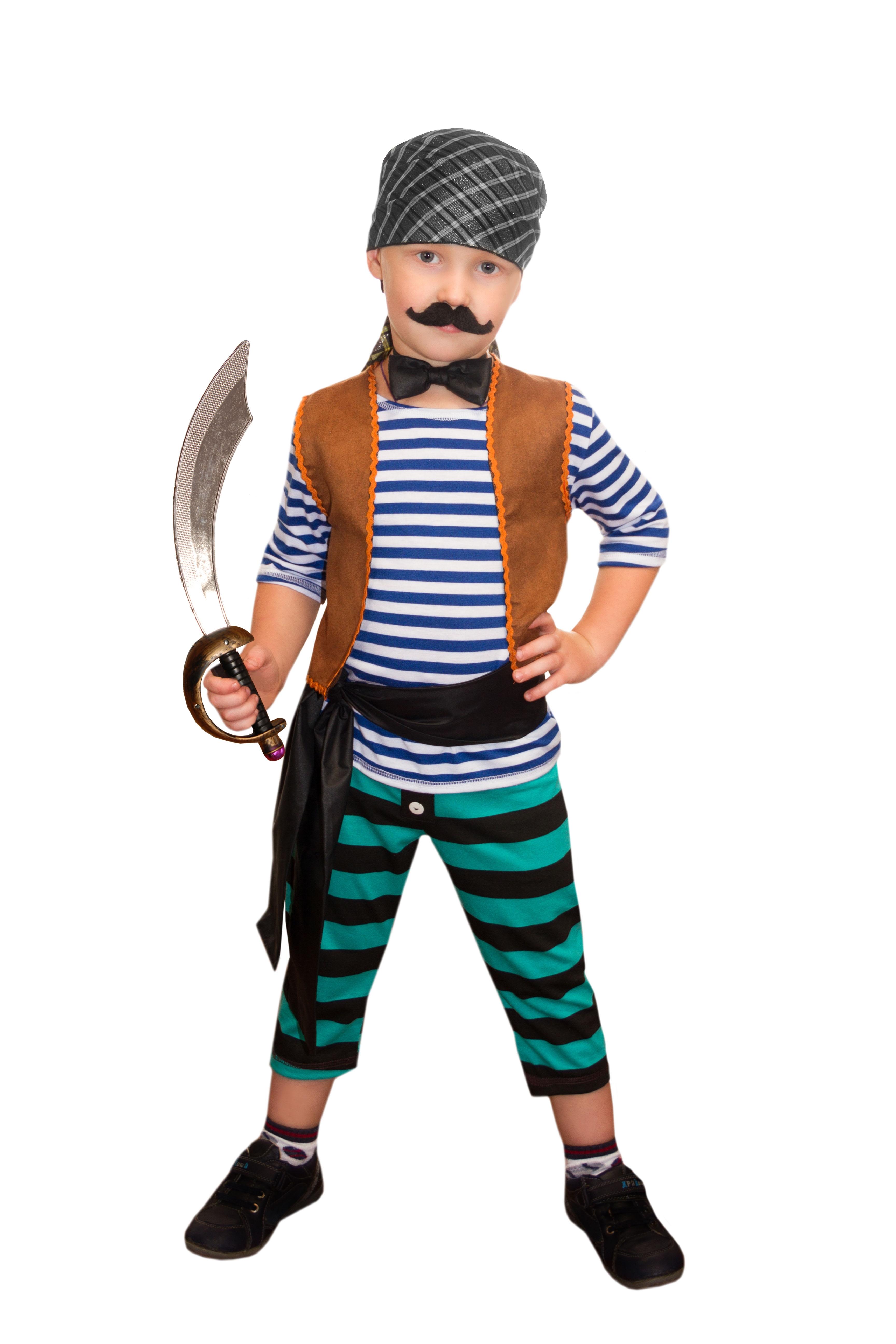 Детский костюм Разбойника Бармалея (28-30) детский костюм супермен 30