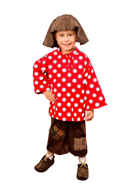 Детский костюм Домовенка Кузи (26-28) приключения домовенка кузи и дядюшки ау dvd cd