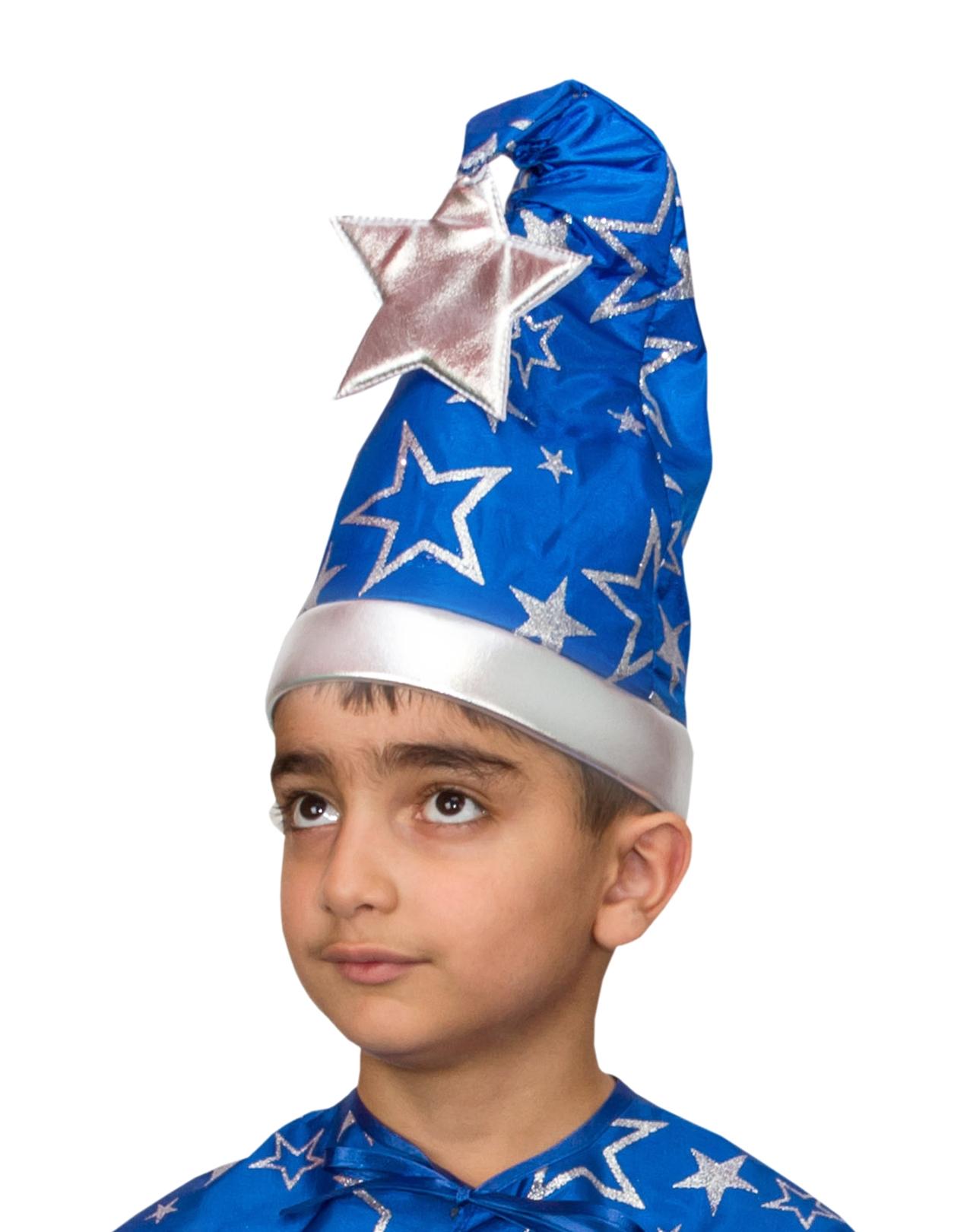 Колпак Звездочета (UNI) - Шляпы карнавальные