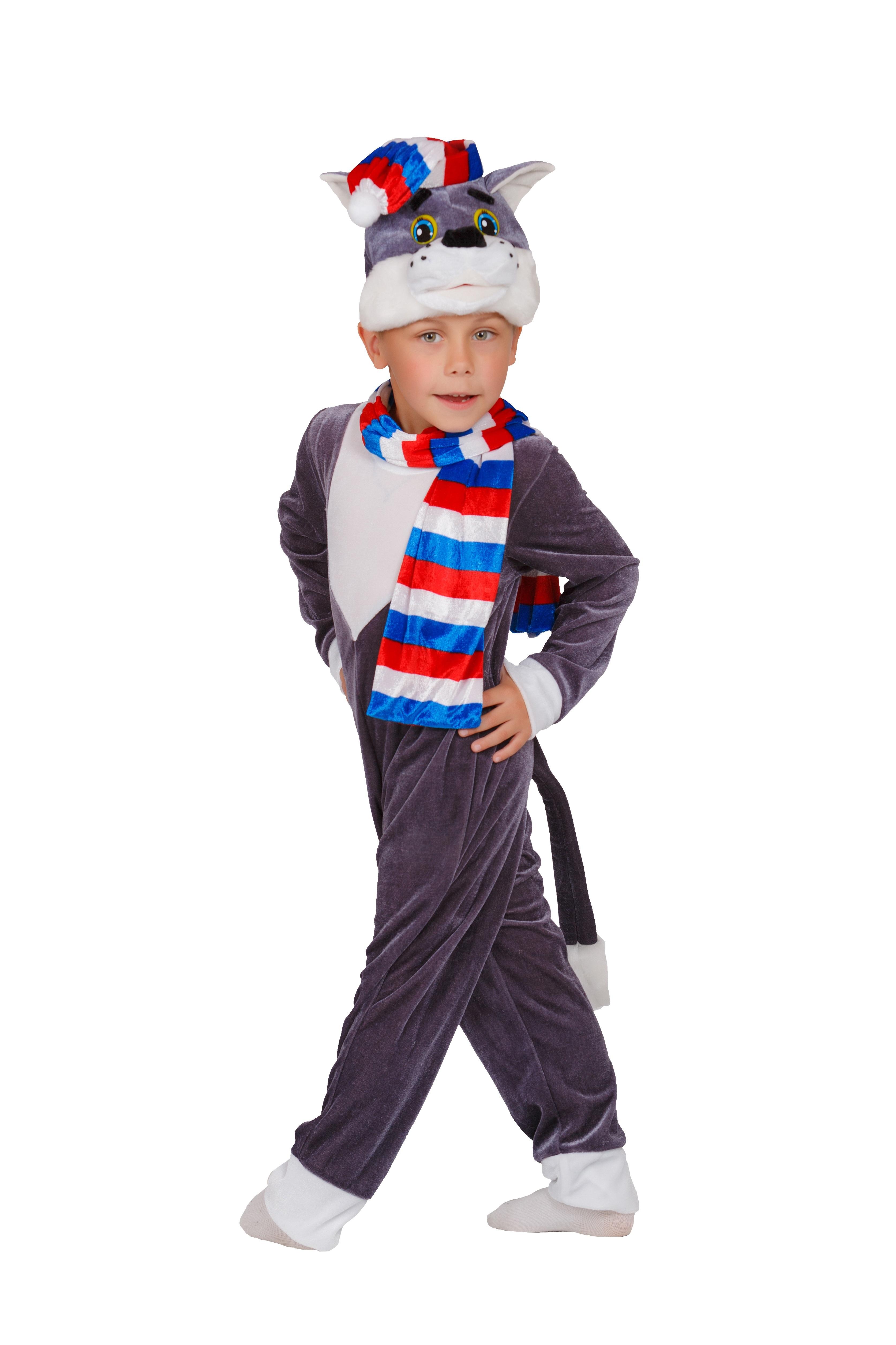 Детский костюм Кота Матроскина (26-28) -  Сказочные герои