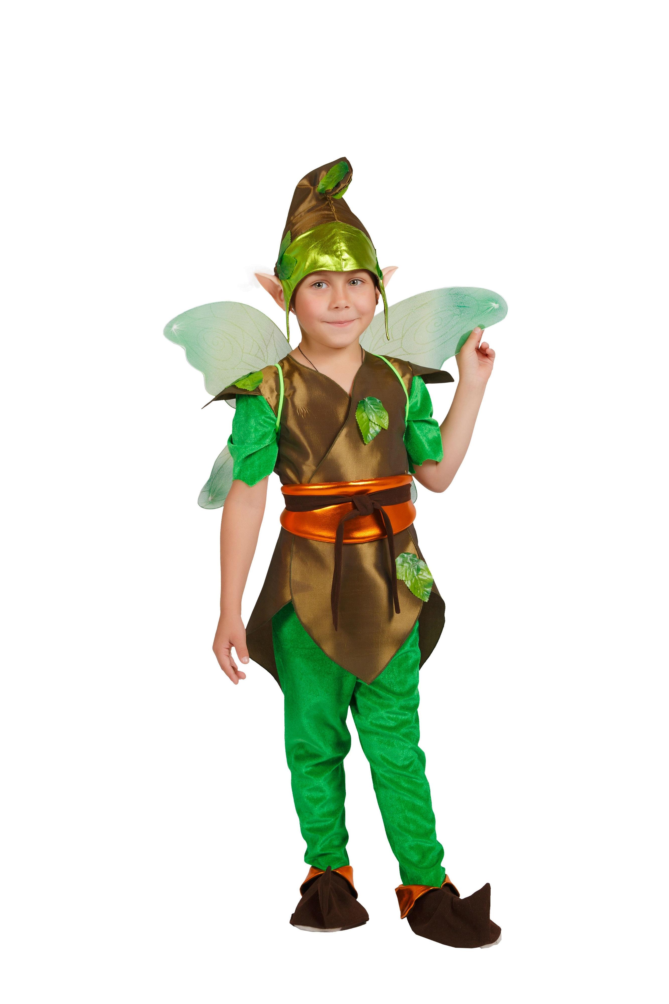 Детский костюм Эльфа Мальчика (28)