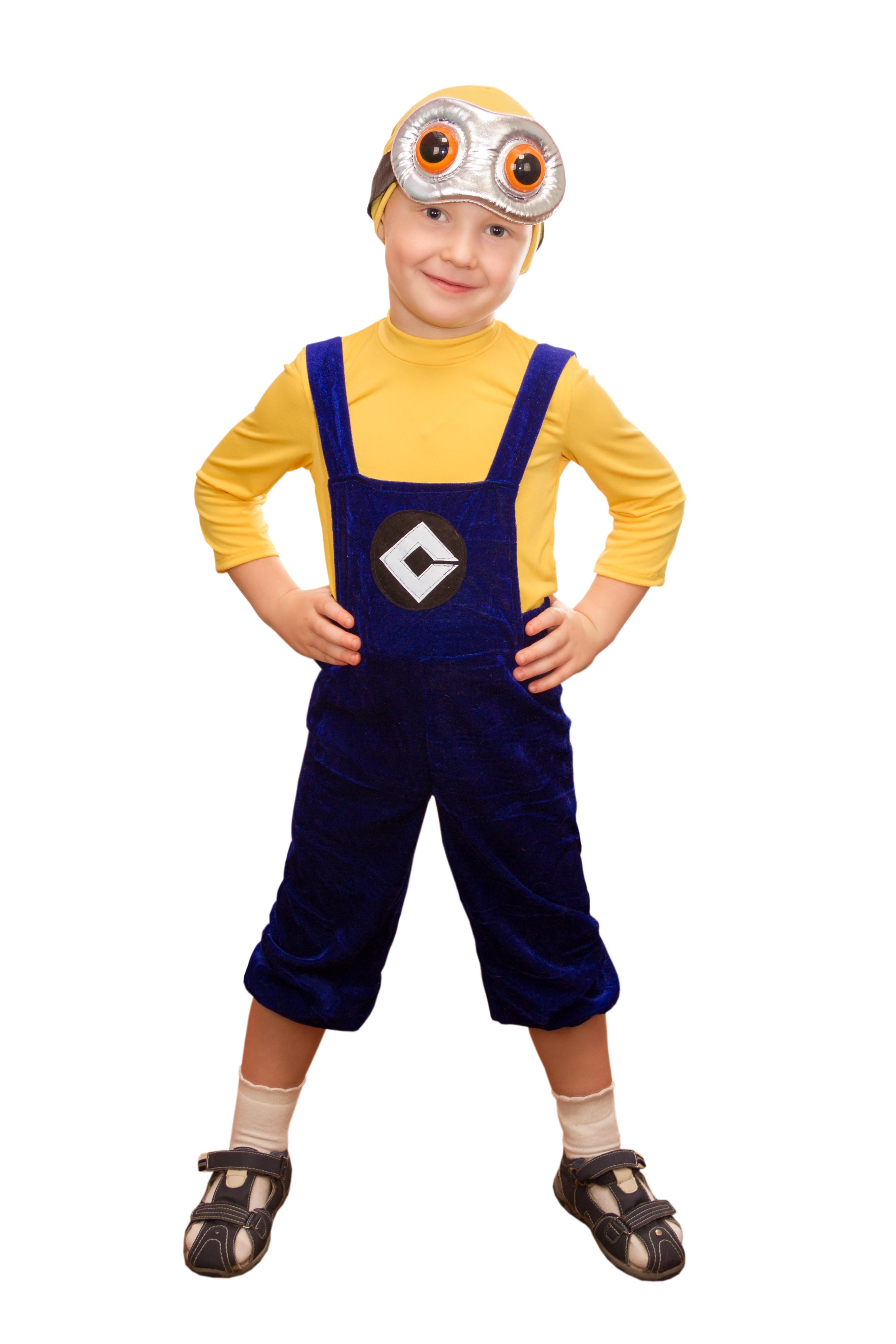 Детский костюм Миньона Мальчика (26)