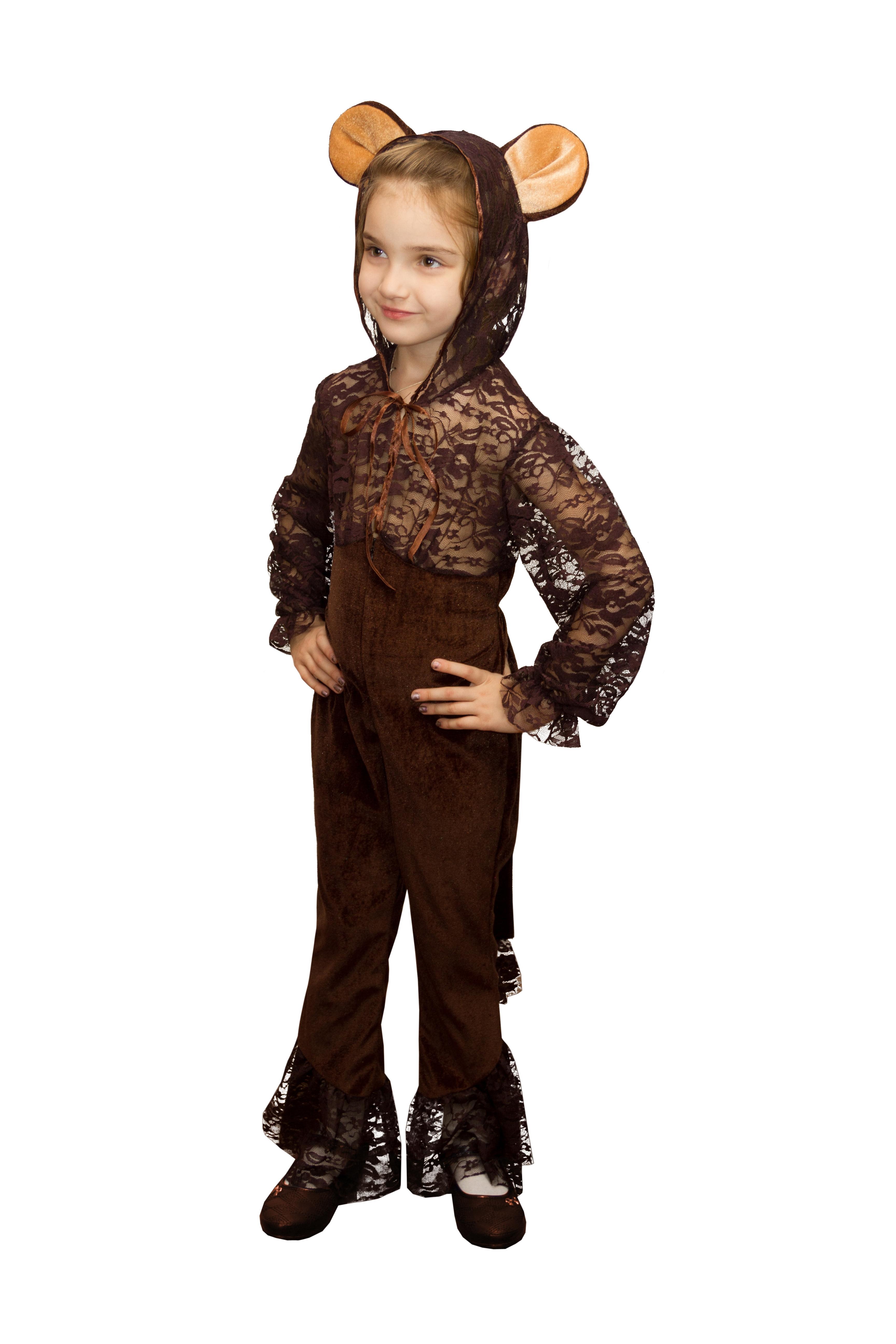 Детский костюм Модной Обезьянки (26) - Животные и зверушки, р.26