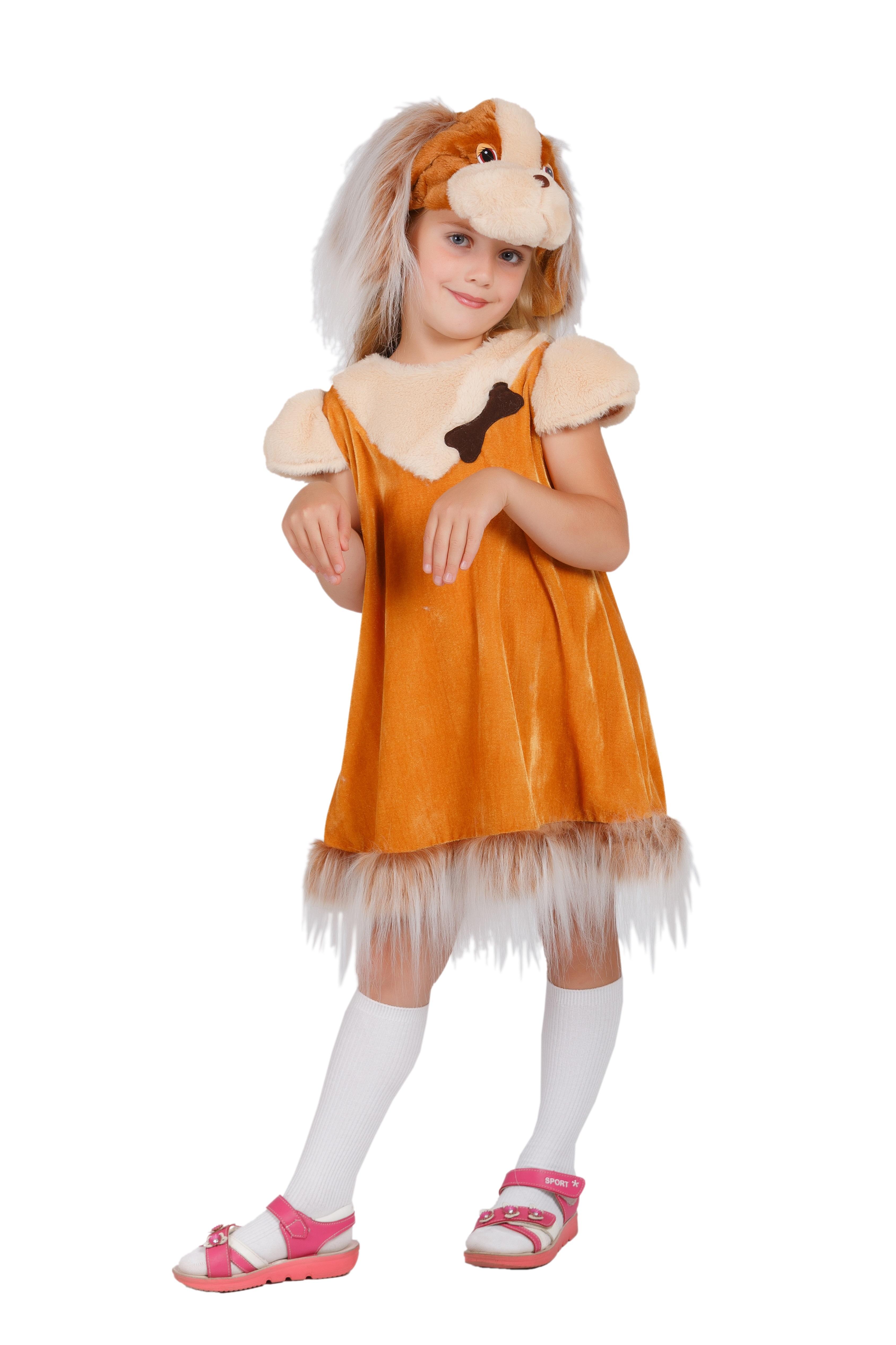 Детский костюм Собаки Жучки (28) - Животные и зверушки, р.28