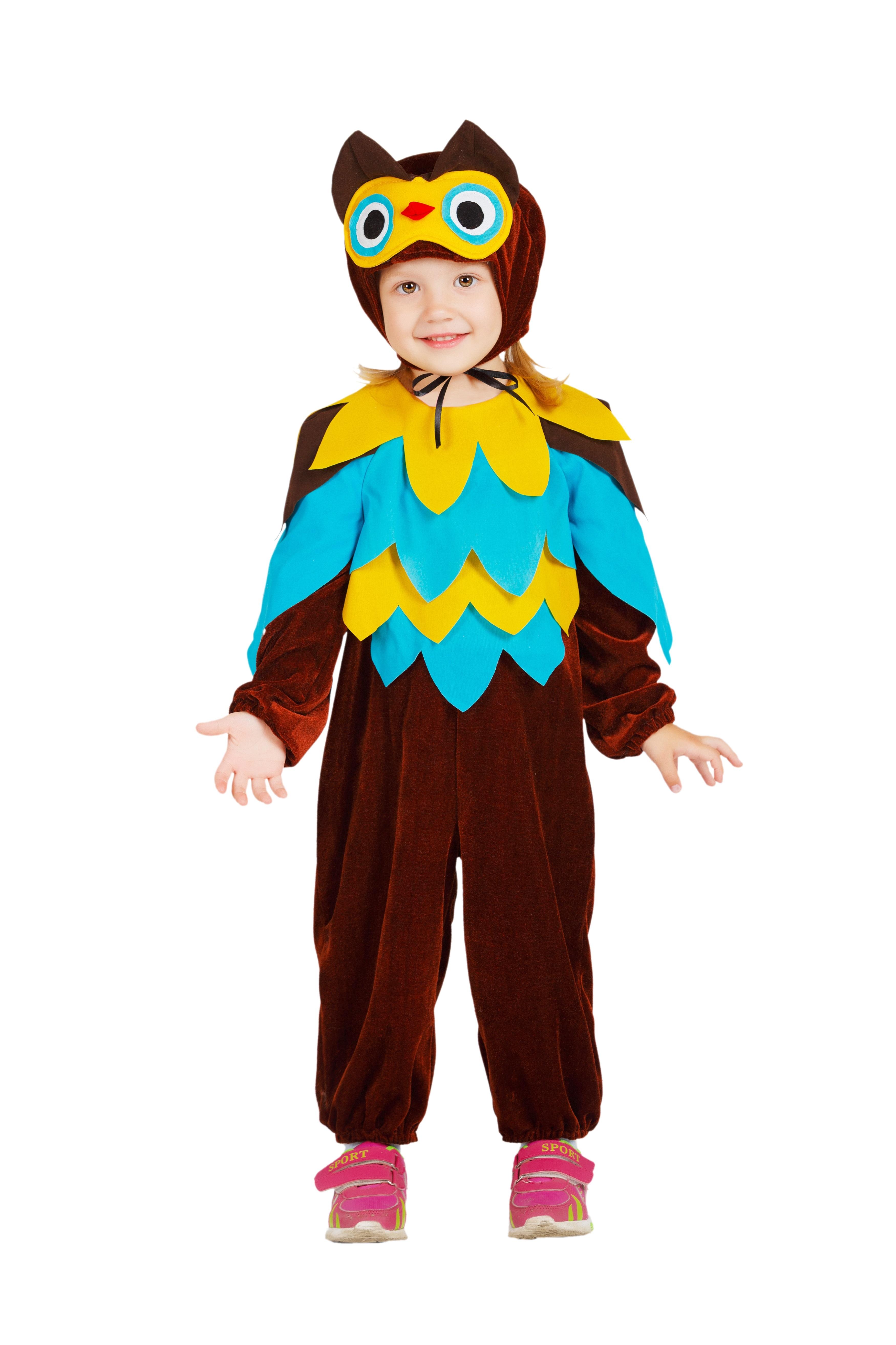 цены на Детский костюм Совенка (26-28) в интернет-магазинах