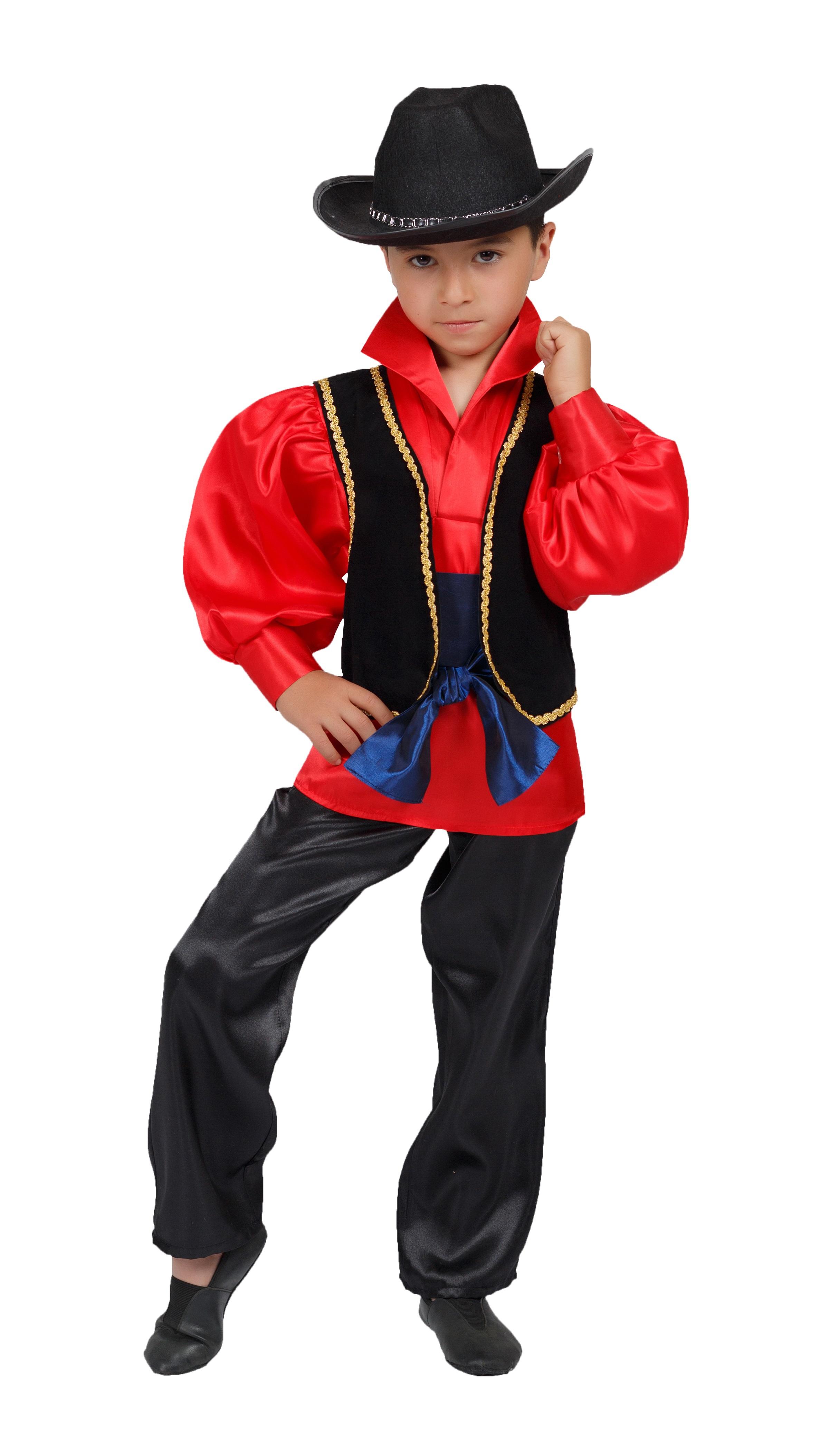 Детский костюм Цыгана (32) детский костюм зимней снежинки 32