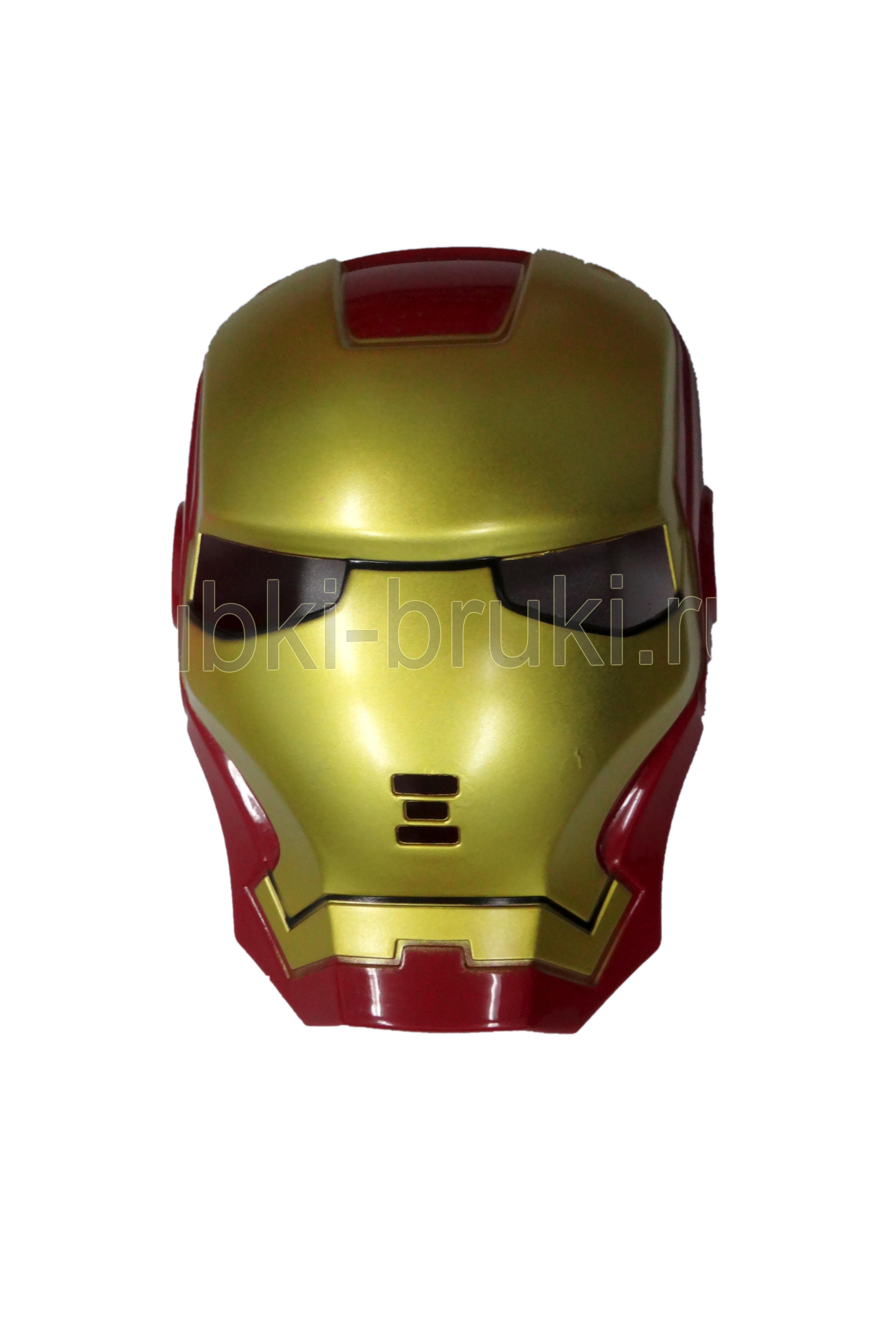 Маска Железного Человека Marvel (UNI) -  Киногерои