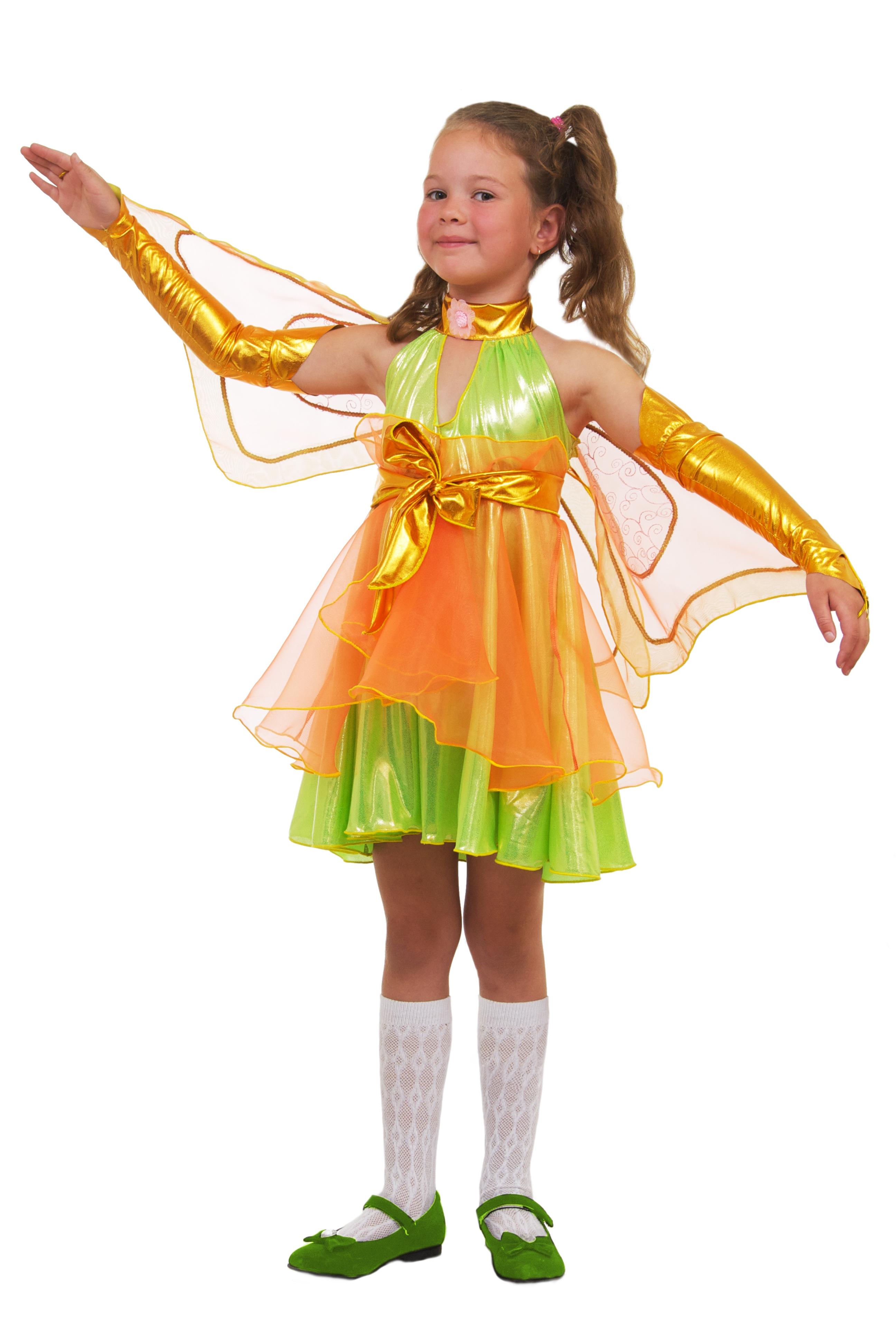 Детский костюм Зеленой Феи Виндс (34) -  Сказочные герои