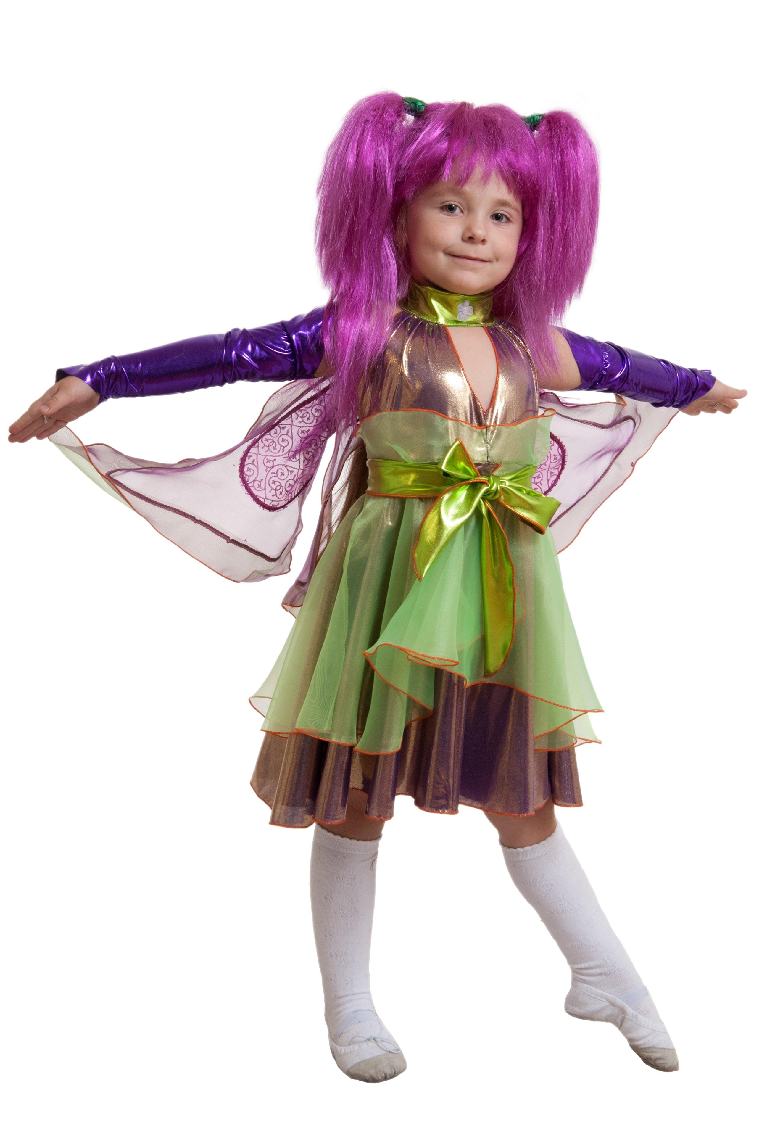 Детский костюм Фиолетовой Феи Виндс (34) -  Сказочные герои
