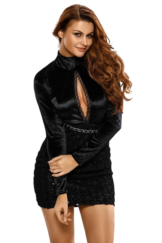 Черное Платье Купить Москва