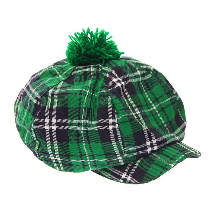 Шотландская кепка (UNI) - Шляпы карнавальные