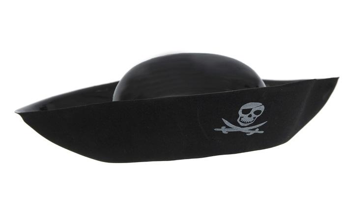 Пиратская шляпа (UNI) -  Пираты и моряки