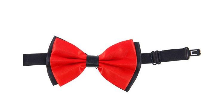 Красная галстук бабочка (UNI) -  Аксессуары на карнавал