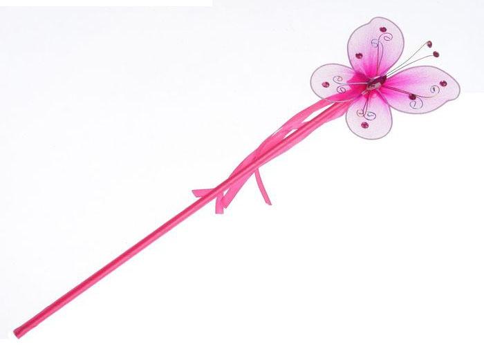 Розовая волшебная палочка (UNI) -  Аксессуары на карнавал