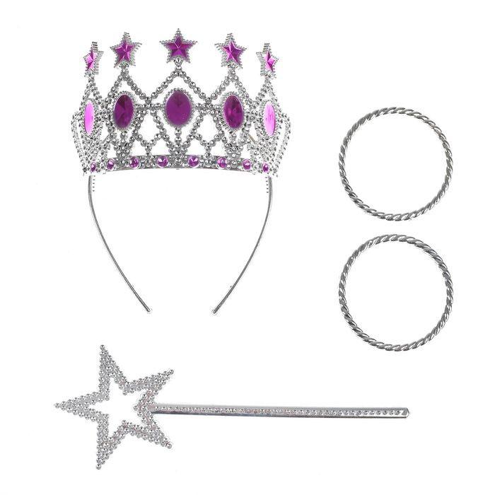 Набор для Маленькой Принцессы (UNI) -  Аксессуары на карнавал