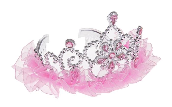 Корона Маленькая Леди (UNI) -  Аксессуары на карнавал