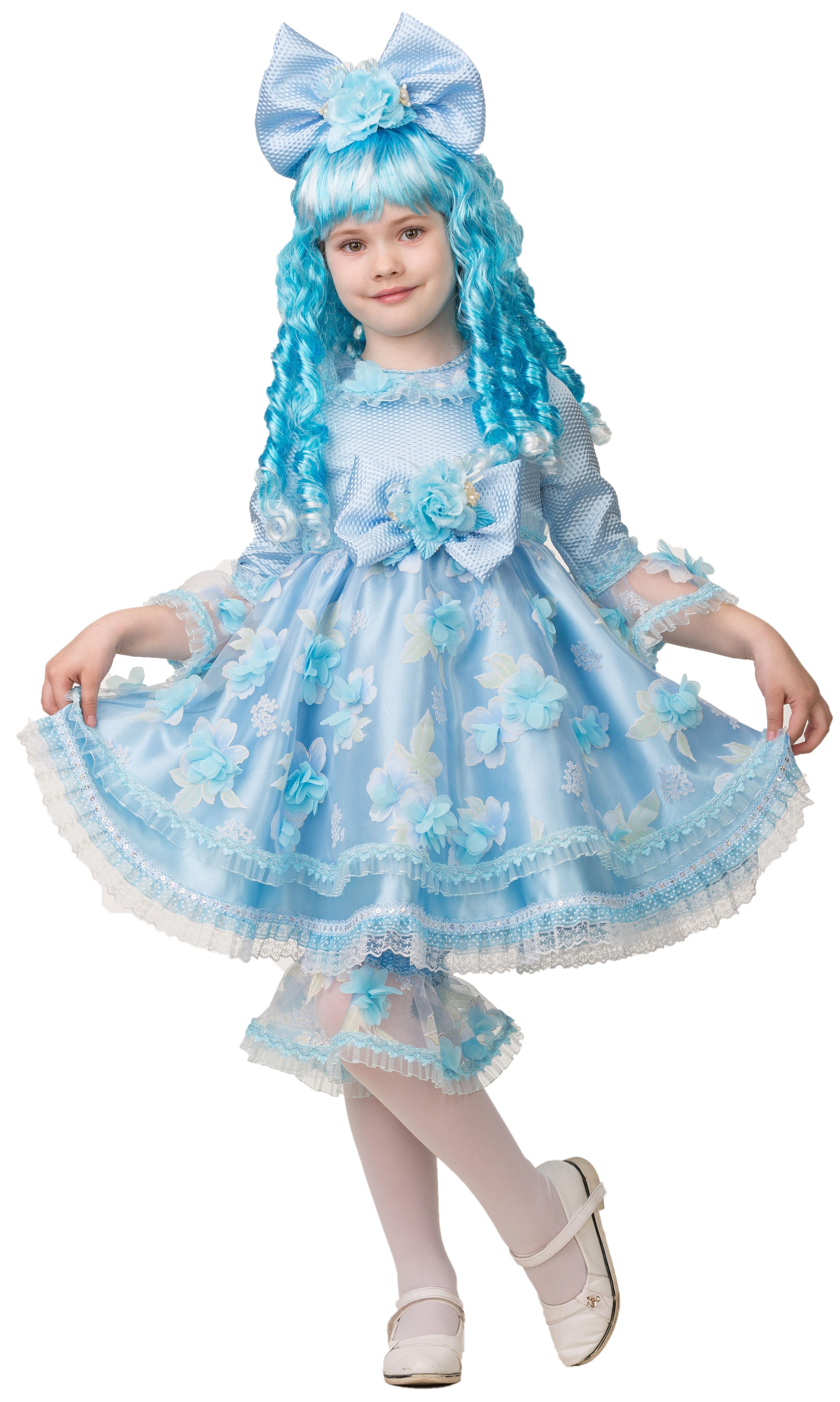 Детский костюм Милой Мальвины (34)
