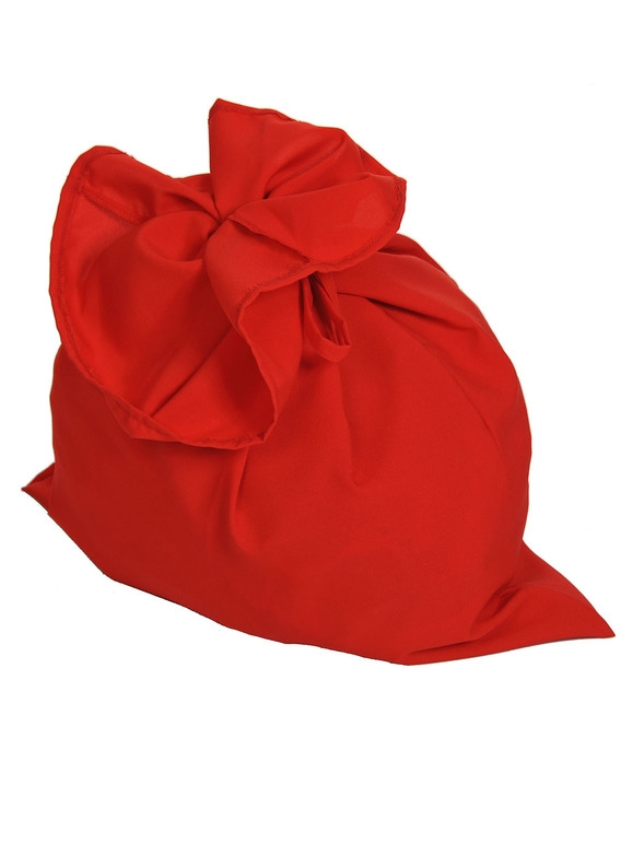 Красный мешок для подарков (UNI) - Аксессуары на Новый год