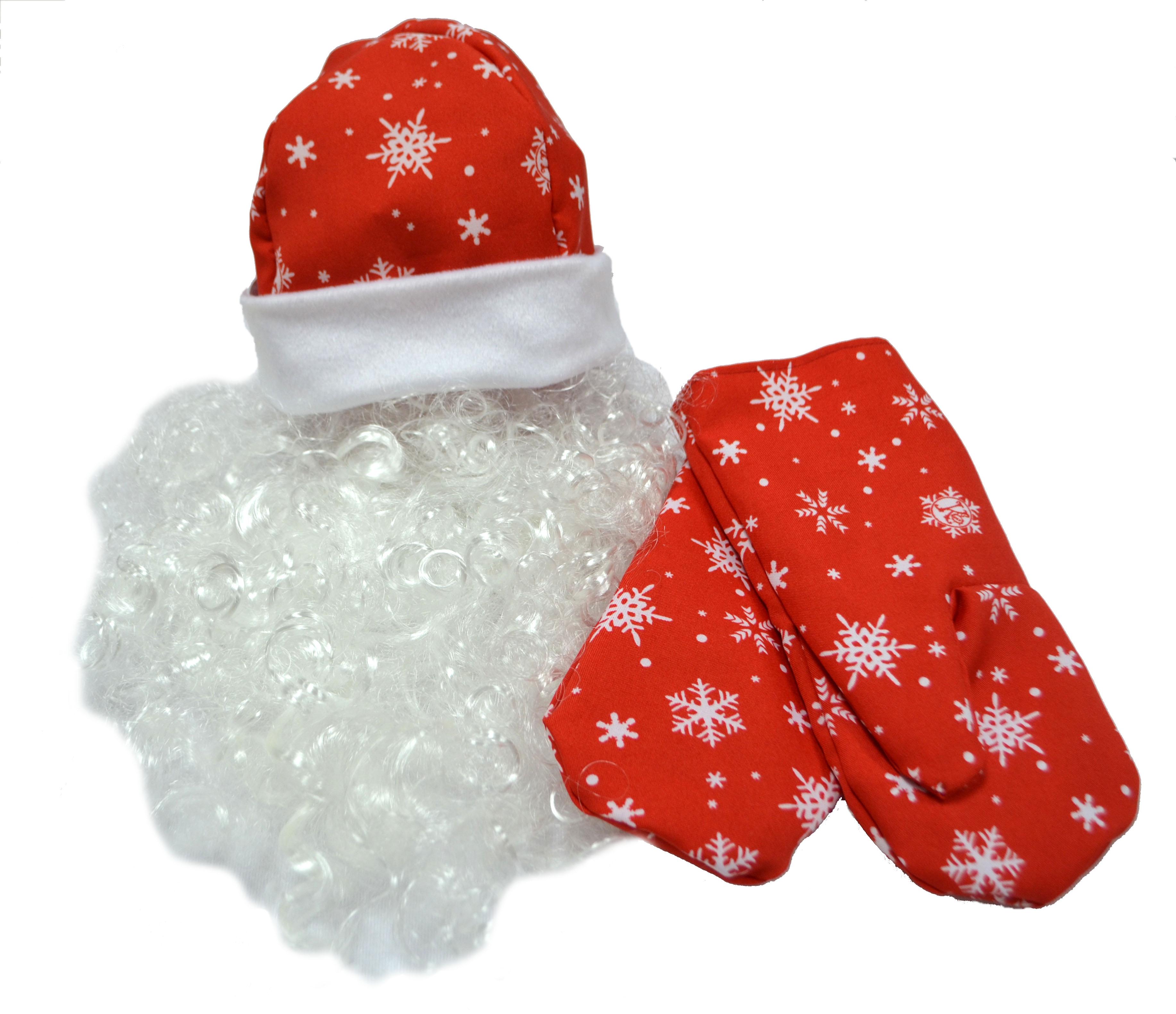 Набор Деда Мороза (UNI) - Аксессуары на Новый год