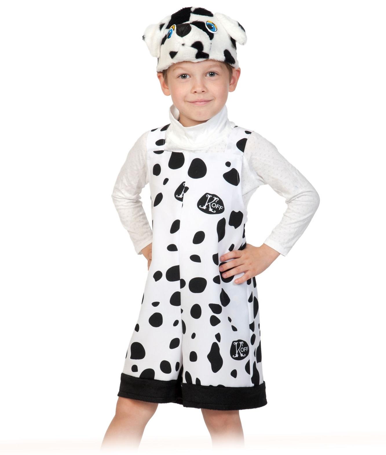 Детский костюм Песика Далматинца (26-32) детский костюм собаки лабрадора 26 32
