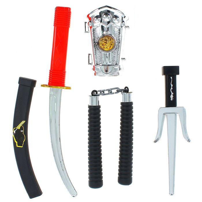 Комплект оружия ниндзя (UNI) - Бутафорское оружие
