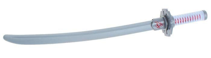 Серебристая катана ниндзя (UNI) - Бутафорское оружие