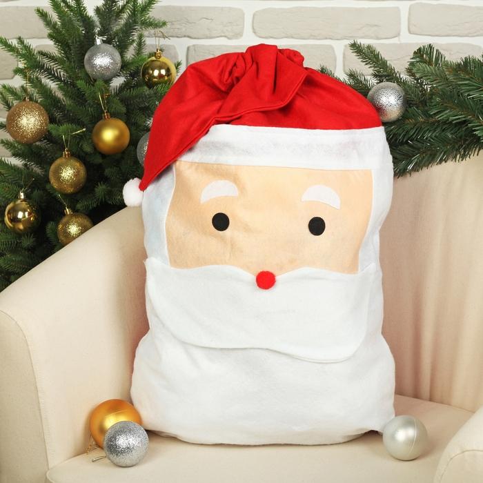 Мешок Дед Мороз (UNI) - Аксессуары на Новый год