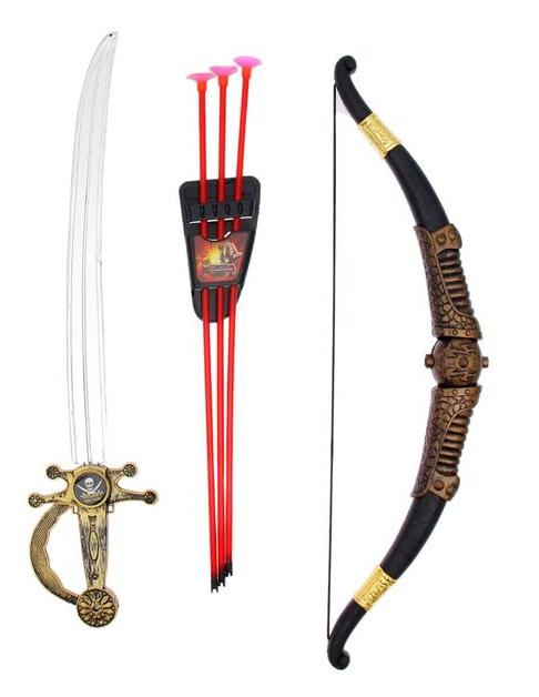 Пиратский набор оружия (UNI) -  Пираты и моряки