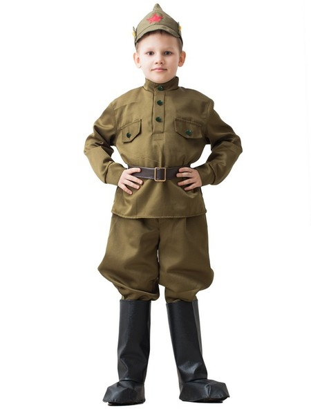 Детский костюм Буденовца (36-38)