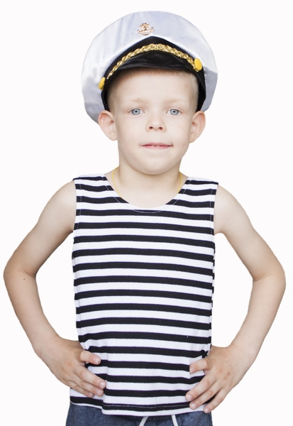 Детский костюм Морского волка (26) -  Пираты и моряки