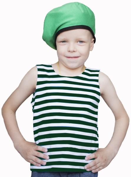 цена Детский костюм пограничника (26) онлайн в 2017 году
