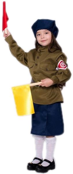 Детский костюм Регулировщицы (36-38)
