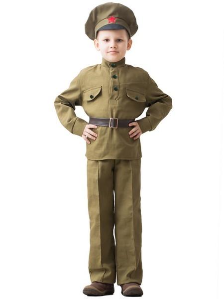 Детский костюм Сержанта (36-38)