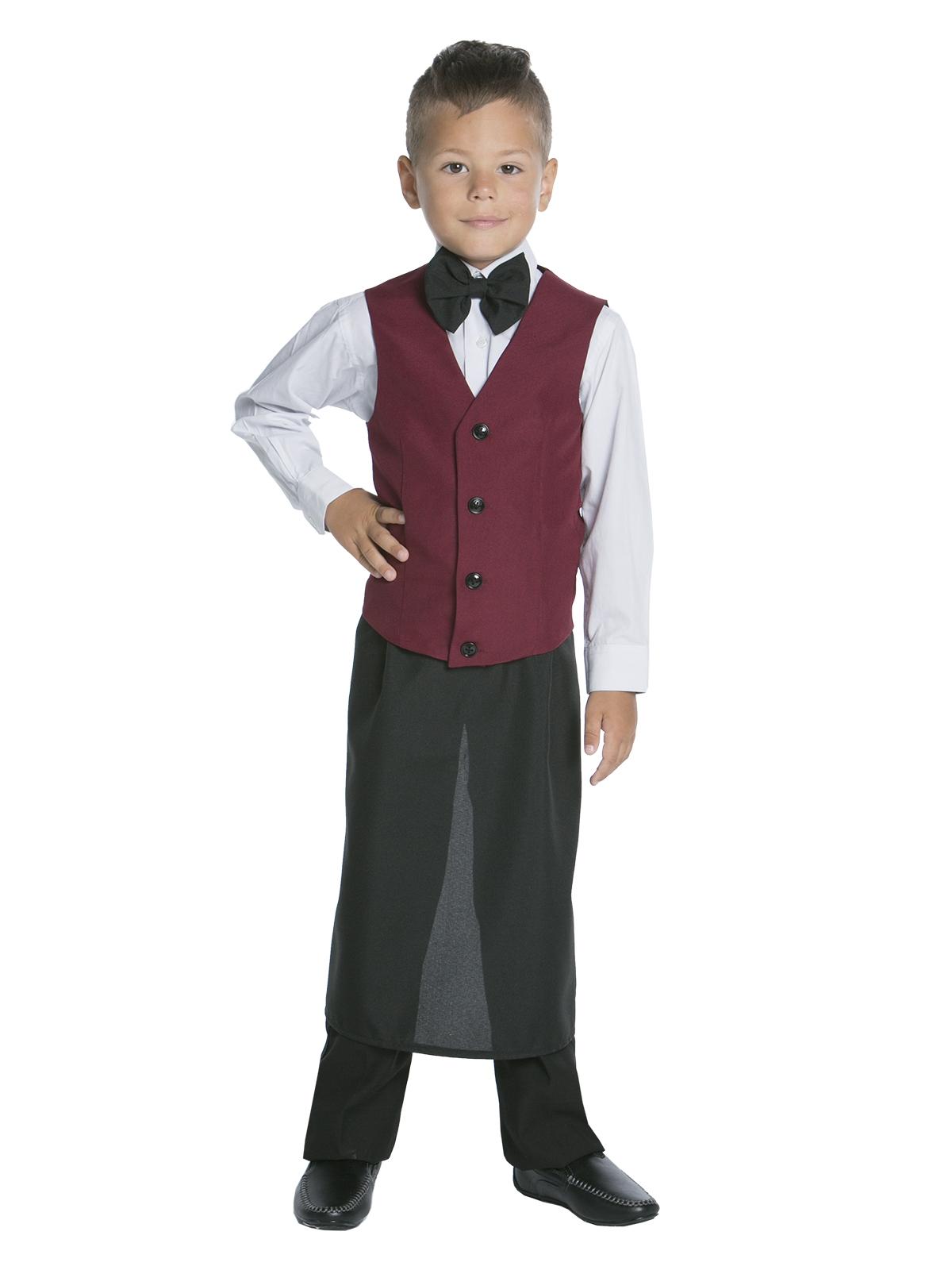 Детский костюм официанта (30) детский костюм супермен 30