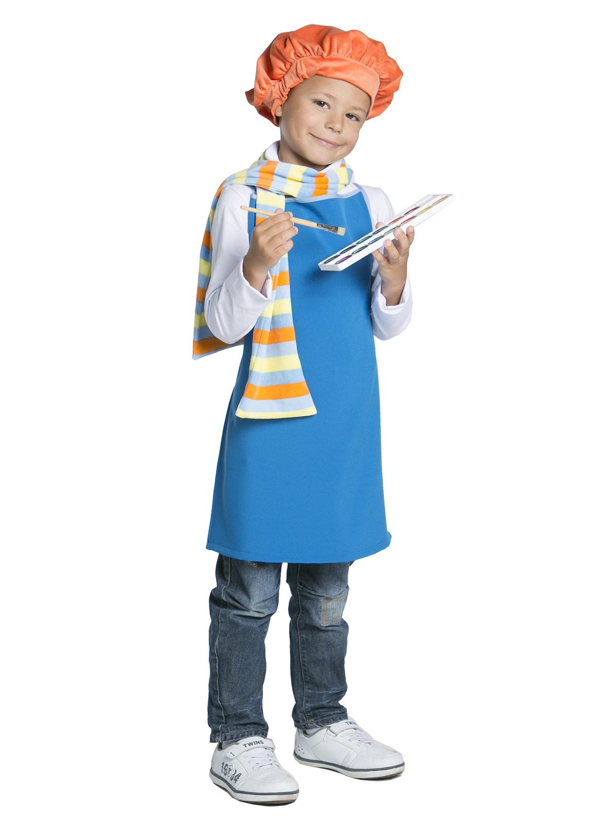 Детский костюм художника (30) детский костюм супермен 30