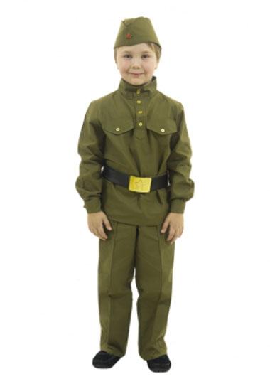 Детский костюм военного (28) -  Униформа
