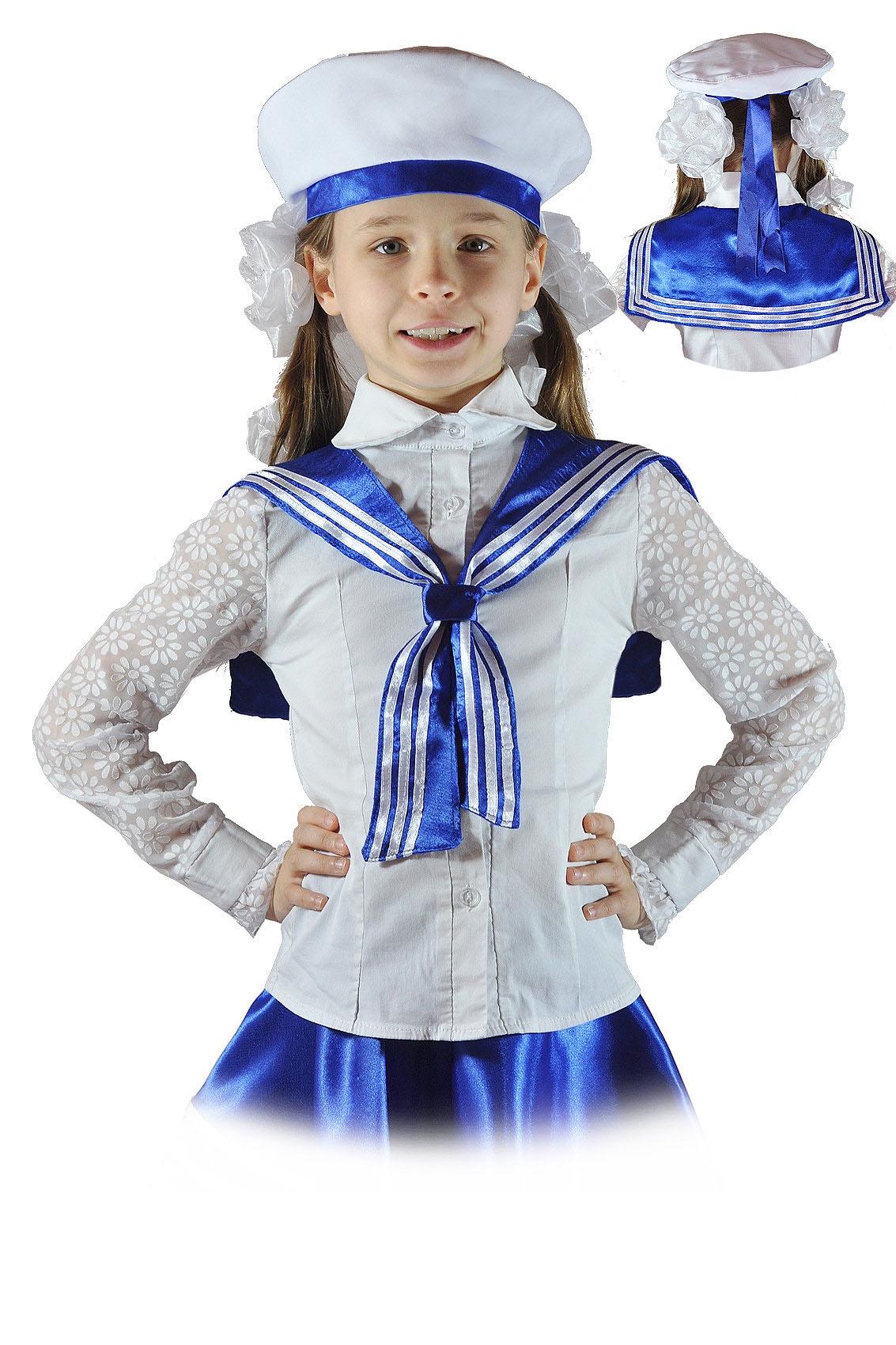 Детский комплект морячки (UNI) -  Пираты и моряки