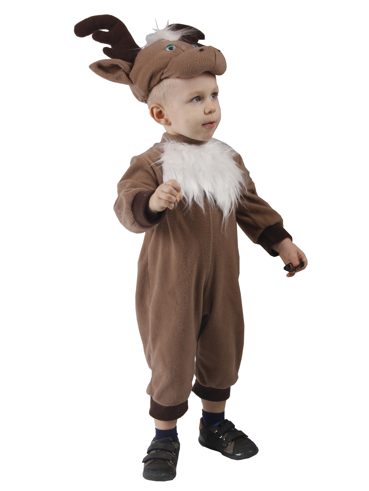 Детский костюм Лосика (26-28) -  Животные и зверушки