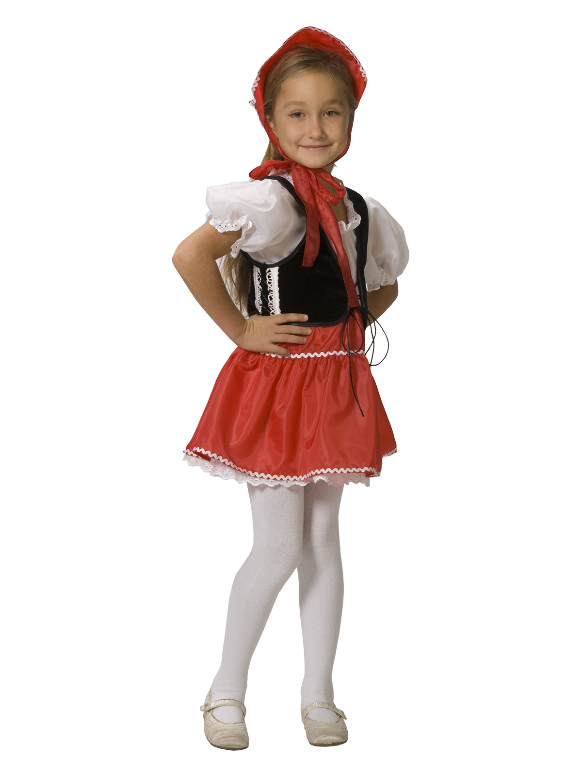 Детский костюм Девочки Красной Шапочки (26-28) -  Сказочные герои