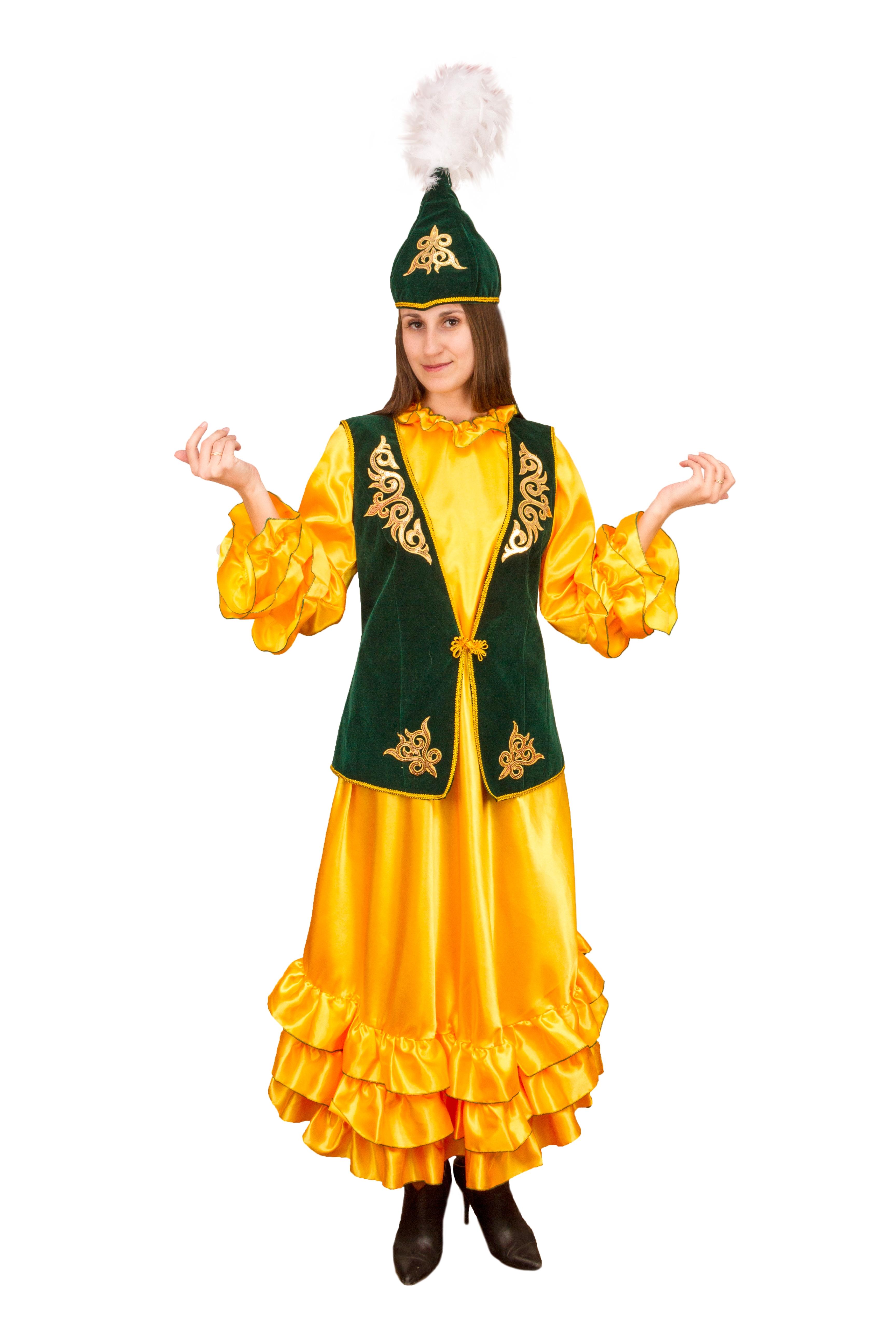 Взрослый костюм Казашки (42)