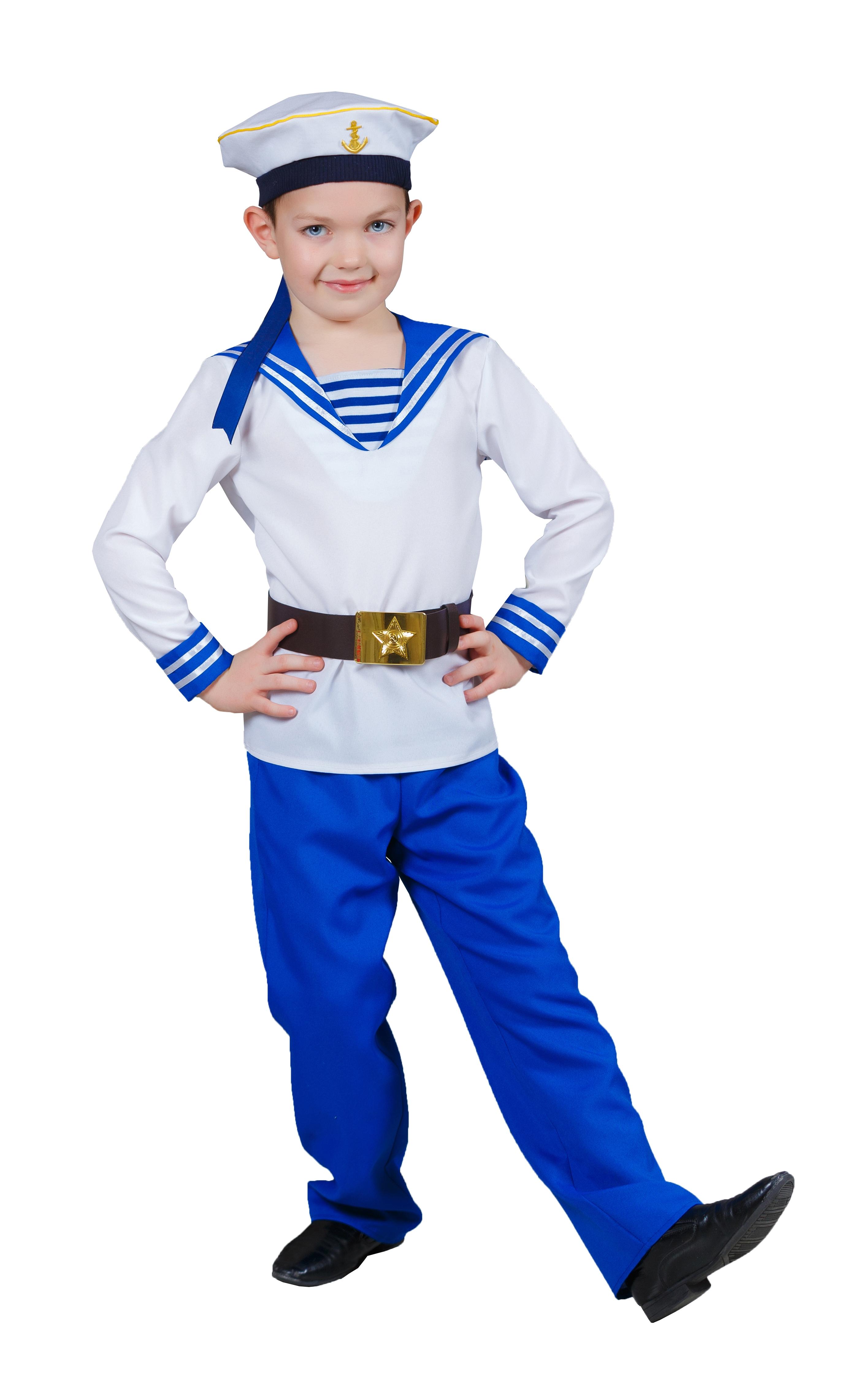 Детский костюм Юного Моряка (38) -  Пираты и моряки