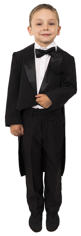 Детский черный фрак (32-34) детский самокат fenix cms031