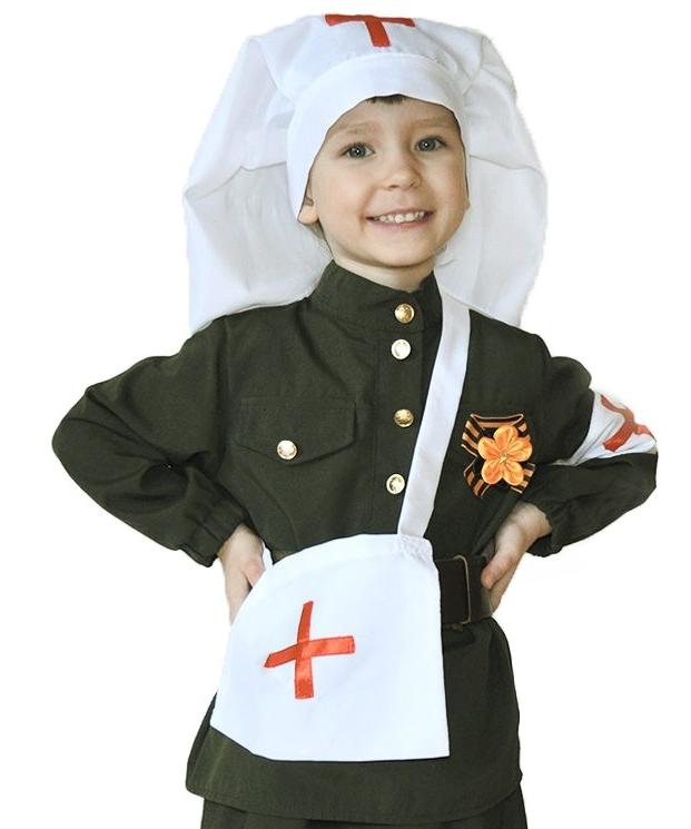 Детский комплект медсестры (UNI) -  Медсестры