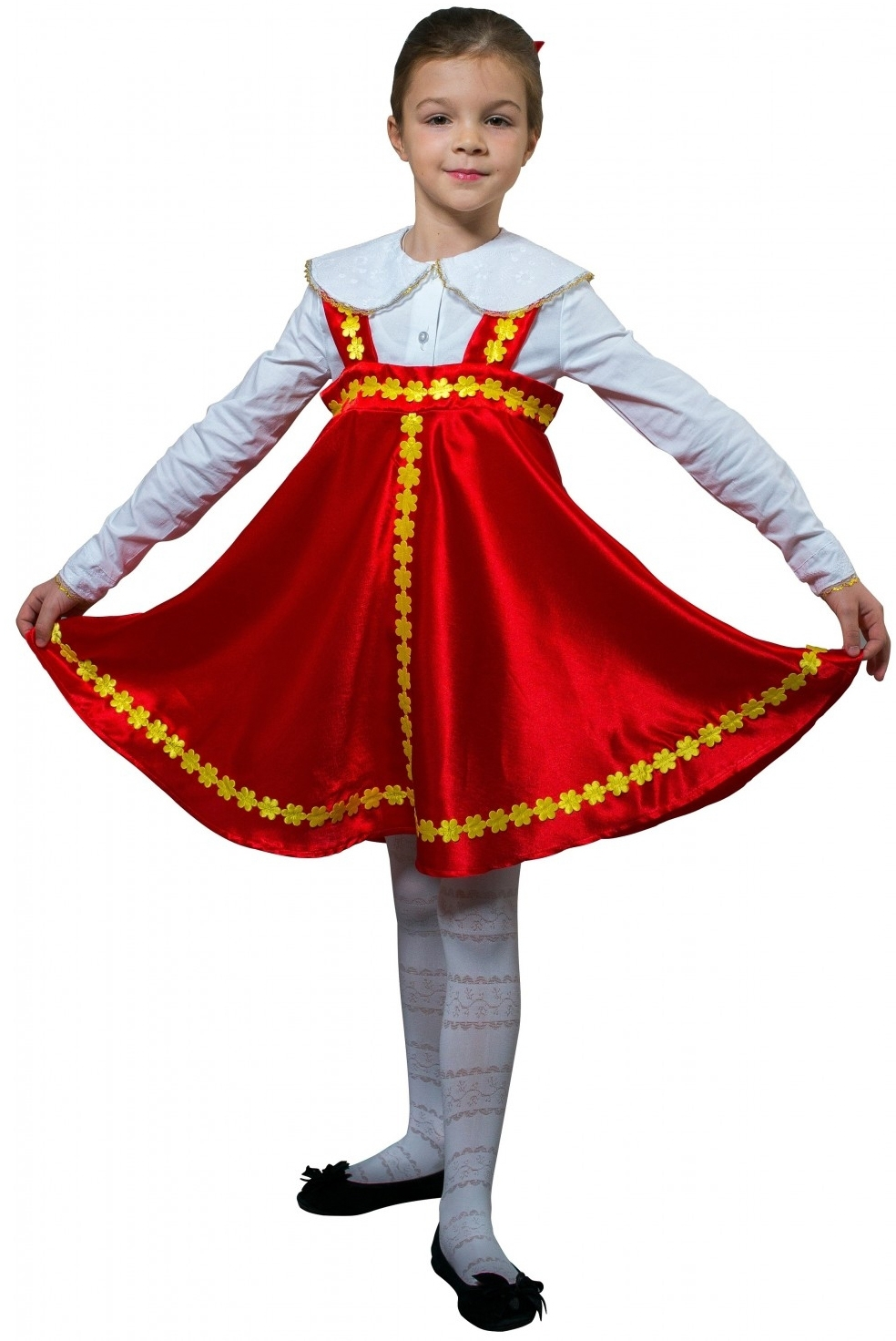 Плясовой костюм Яблочко (32) -  Сказочные герои