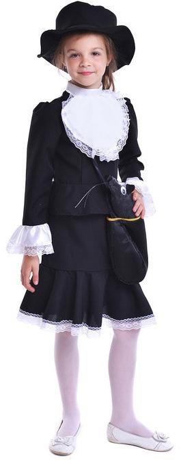 Детский костюм Старухи Шапокляк (28-30) детский костюм сказочного клоуна 30