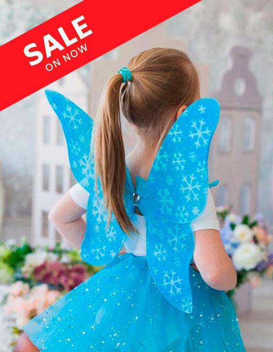 Весенняя распродажа карнавальных костюмов