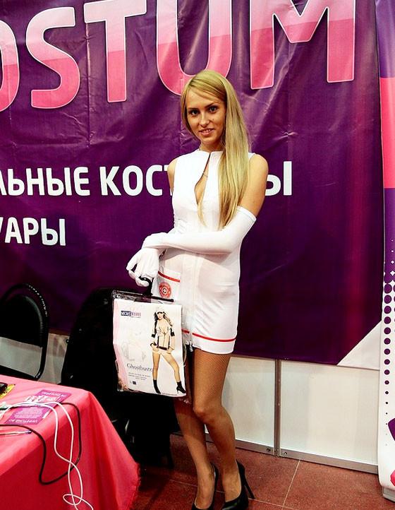 Вкостюме.Ру на выставке X'Show 2012