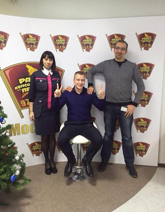 Vkostume.ru в гостях на радио «Комсомольская правда»