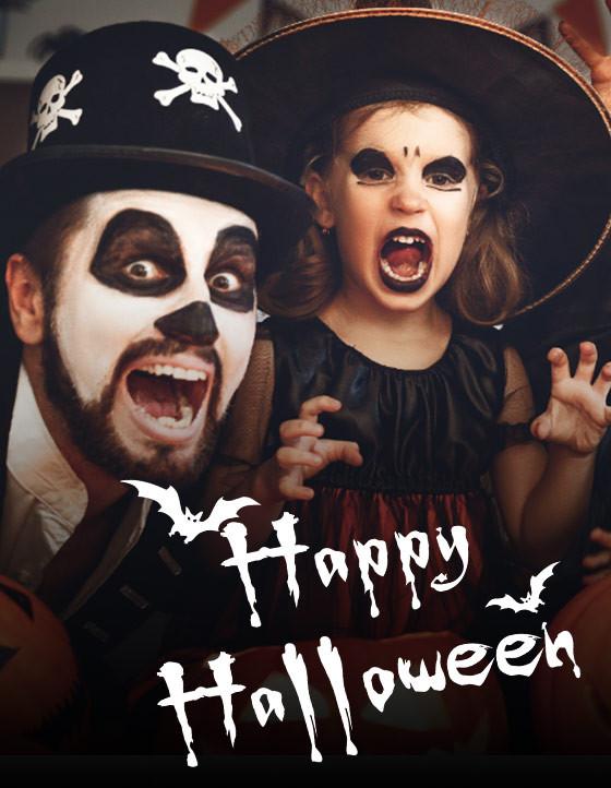 Секреты создания умопомрачительной вечеринки в стиле Хэллоуин!