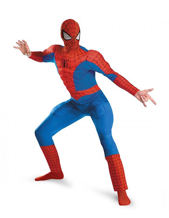 Как сделать костюм Человека-паука своими руками: 9 популярных способов